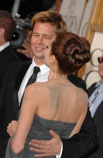 Brad and Angelina Movie Premieres  15-01_12