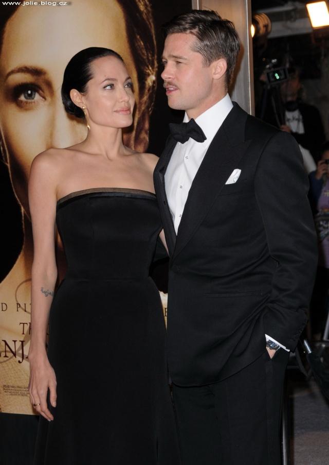 Brad and Angelina Movie Premieres  25051_10