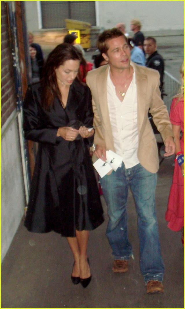 Brad and Angelina Movie Premieres  - Page 2 Brad-a10