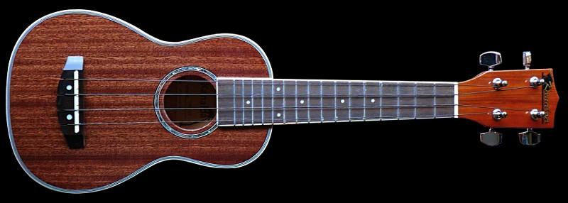 présentation de mon ukulele ! Kanalo10