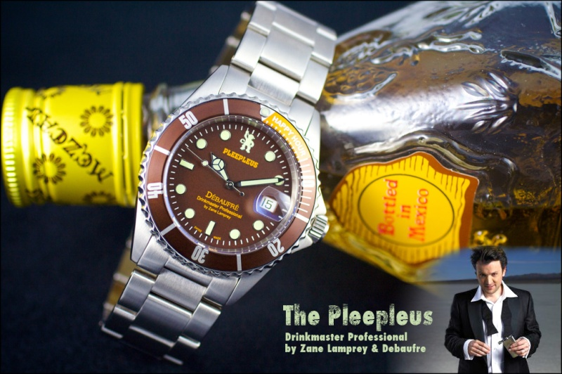 You have to love this watch!!! Pleepl10