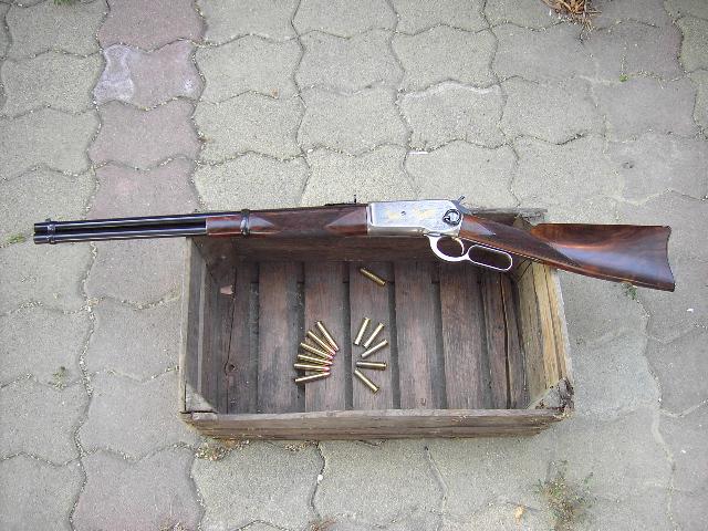 datant de mon Winchester modèle 70