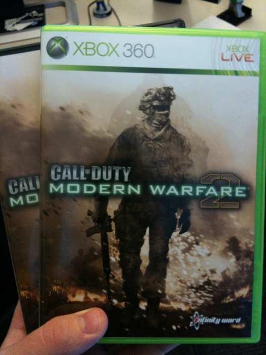 Modern Warfare 2 la jaquette dévoilé !!! Cod_mw14