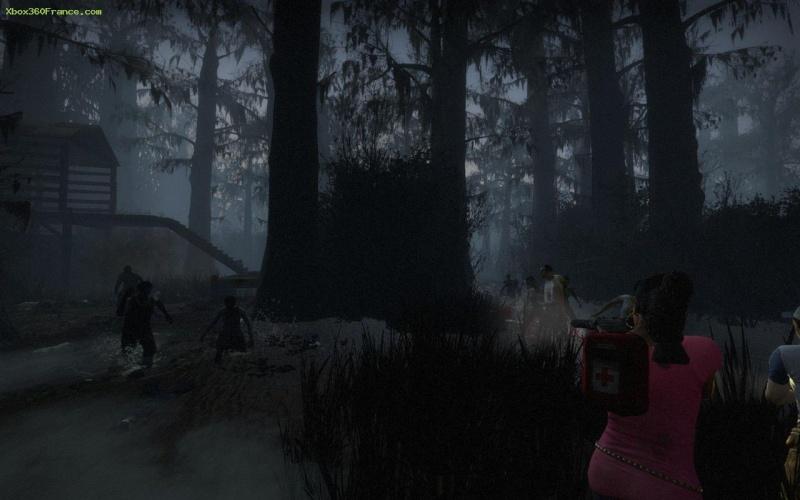 Left 4 Dead 2: Pique-nique en forêt Left4d12