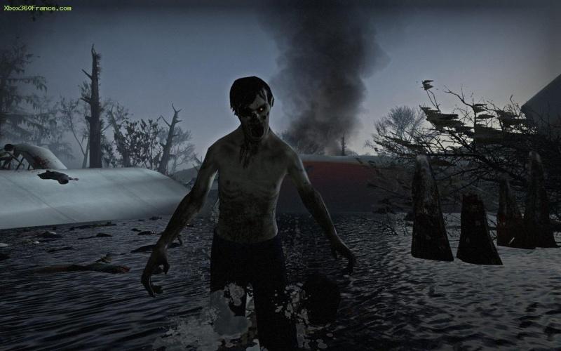 Left 4 Dead 2: Pique-nique en forêt Left4d15