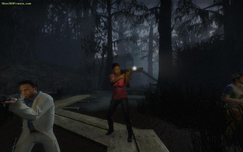 Left 4 Dead 2: Pique-nique en forêt Left4d17