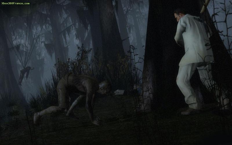 Left 4 Dead 2: Pique-nique en forêt Left4d18