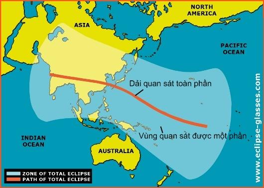 Nhật thực ở Việt Nam Carte_10