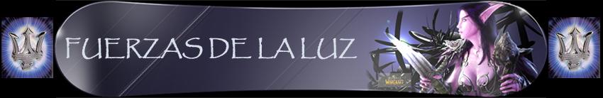 FUERZAS DE LA LUZ