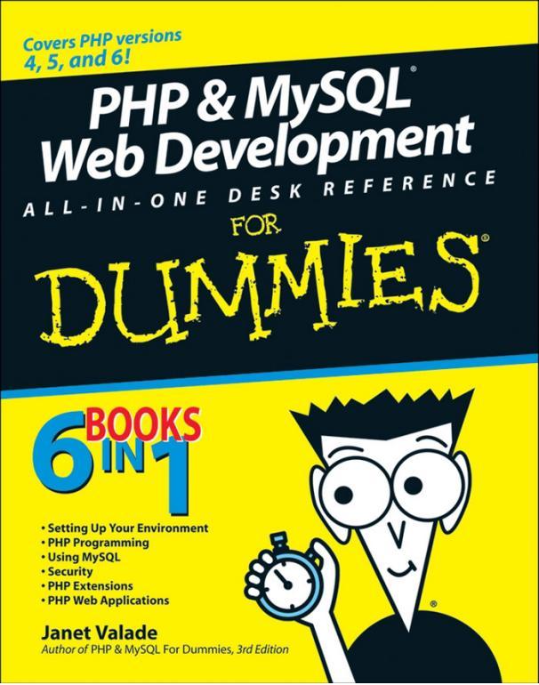 E-Books For PHP, MySQL Php_an10