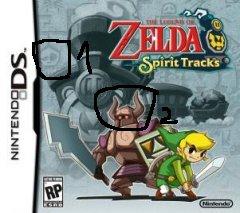 The Legend of Zelda: Spirit Tracks Zelda_11