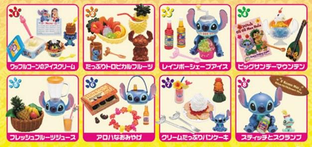 Re-ment : miniatures japonaises Stitch10