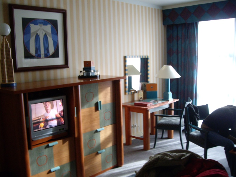 Photos des differents hotels du parc Disney12
