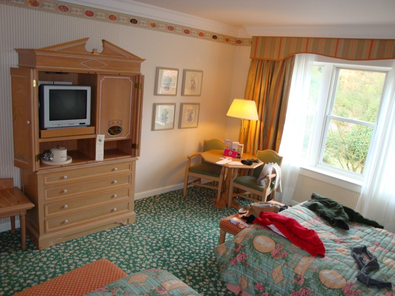 Photos des differents hotels du parc Disney14