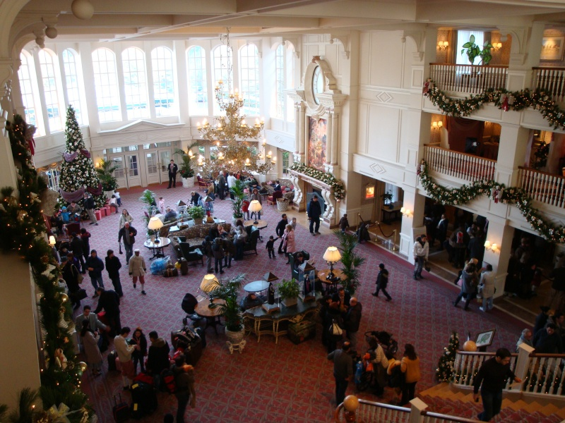 Photos des differents hotels du parc Disney16