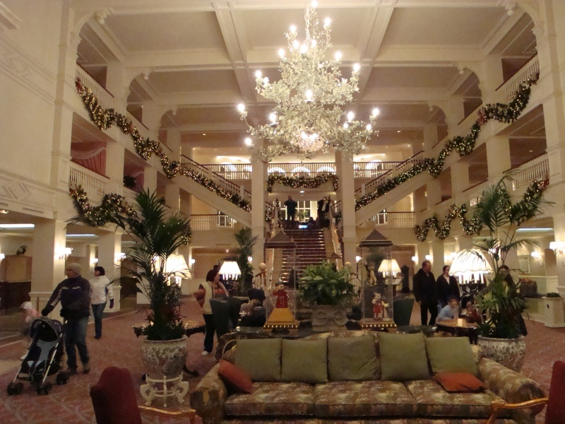 Photos des differents hotels du parc Disney22