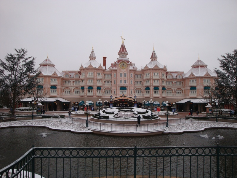 Photos des differents hotels du parc Disney24