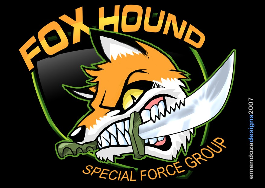 FOX HOUND $OLDIERS