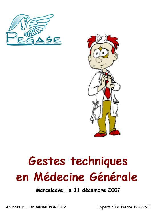 Gestes techniques en medecine génerale Ssssss10