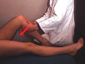 l'examen clinique du genou Tpclin10