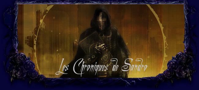 Les Chroniques de Sandro