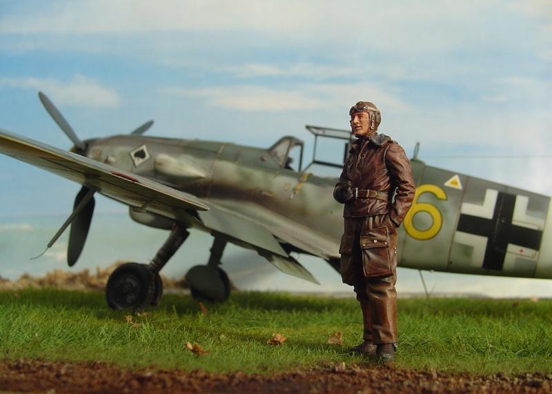 1/32nd Werner Voss 1110