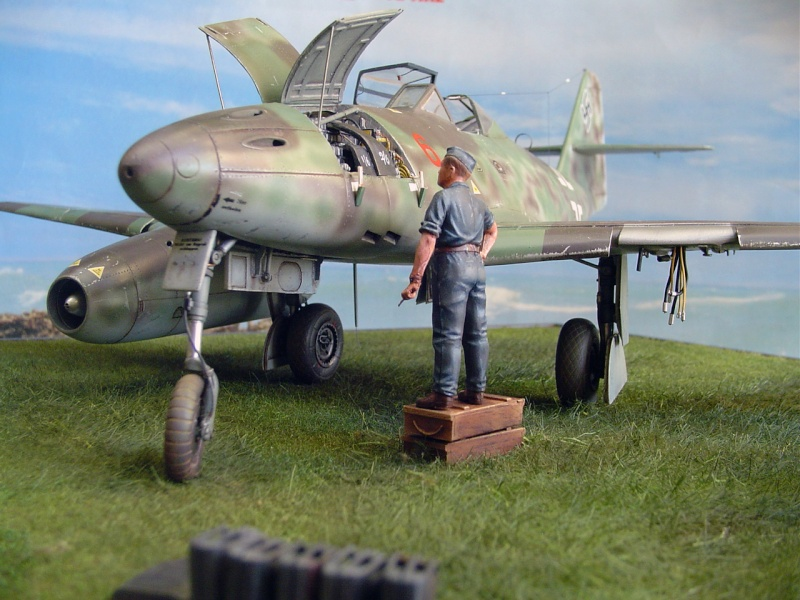 A few pic of my latest Me262 Red_6_13