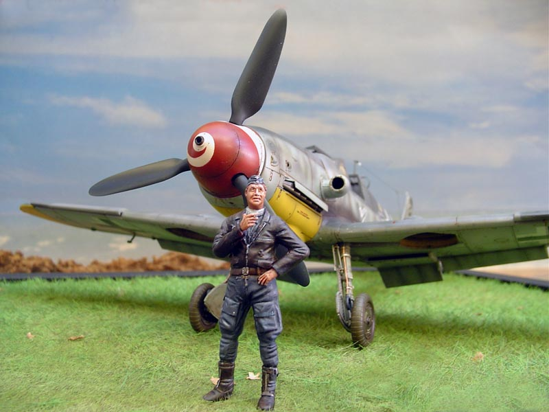 Out of box me109G6 Wolfru11