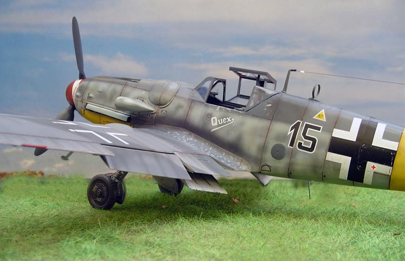 Out of box me109G6 Wolfru14