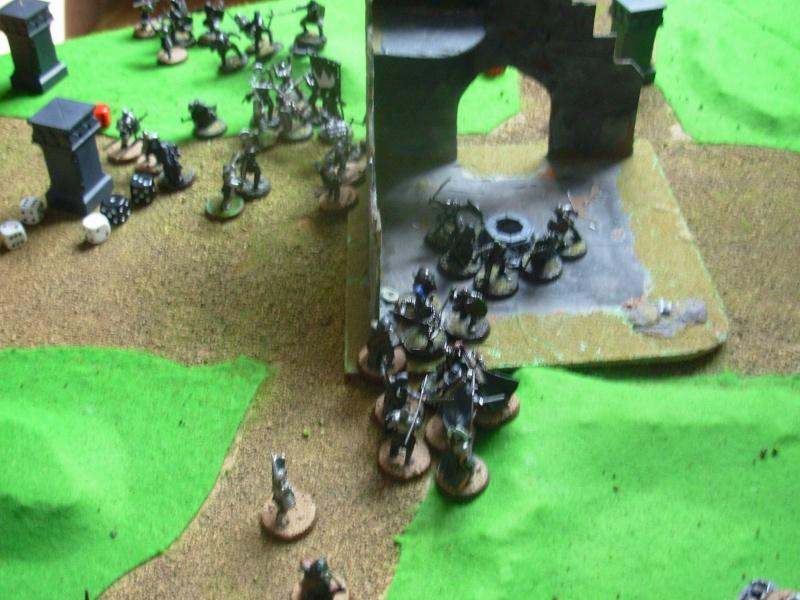 Rapport du Scnéario #2 : Première bataille. Hobby-11