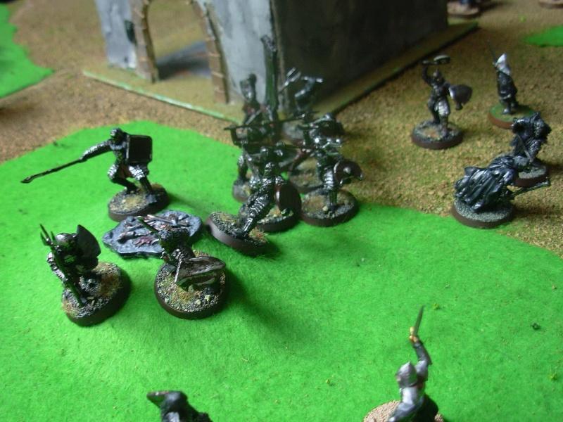 Rapport du Scnéario #2 : Première bataille. Hobby-12