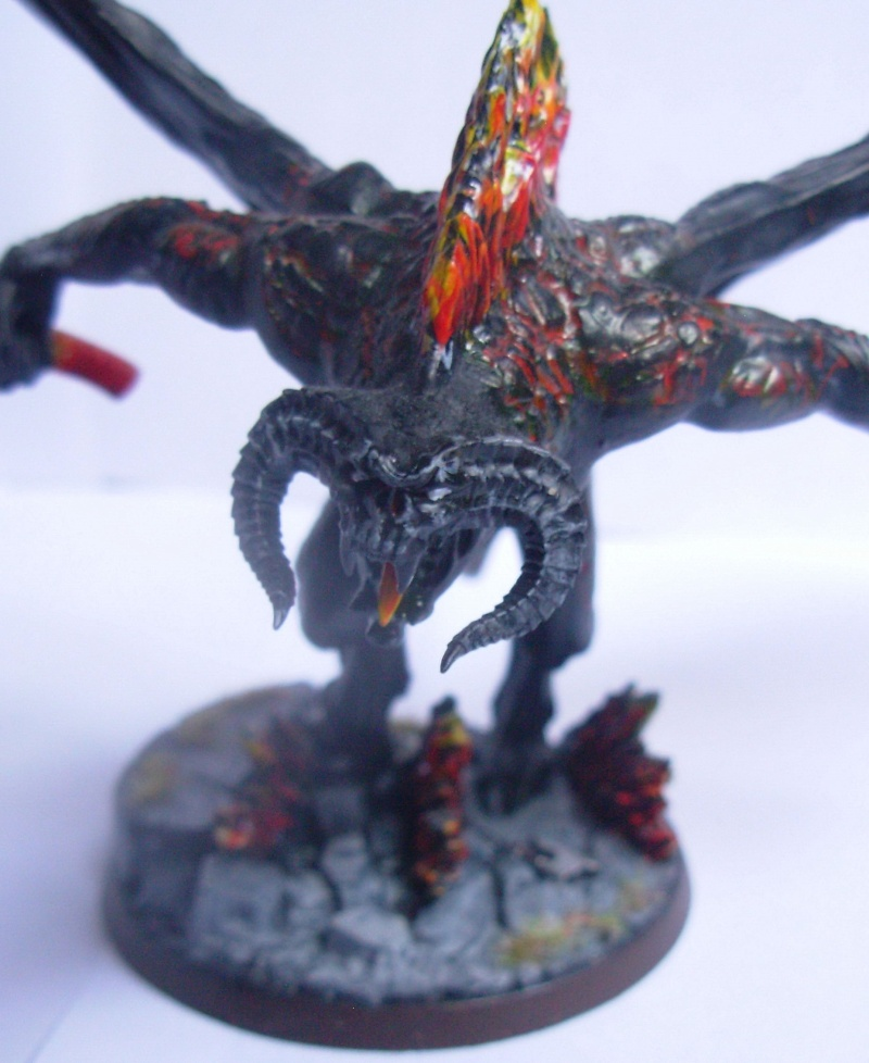 How To Paint 1# : Le Balrog Hobby-14