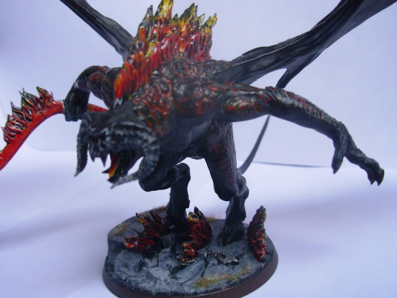 How To Paint 1# : Le Balrog Hobby-15