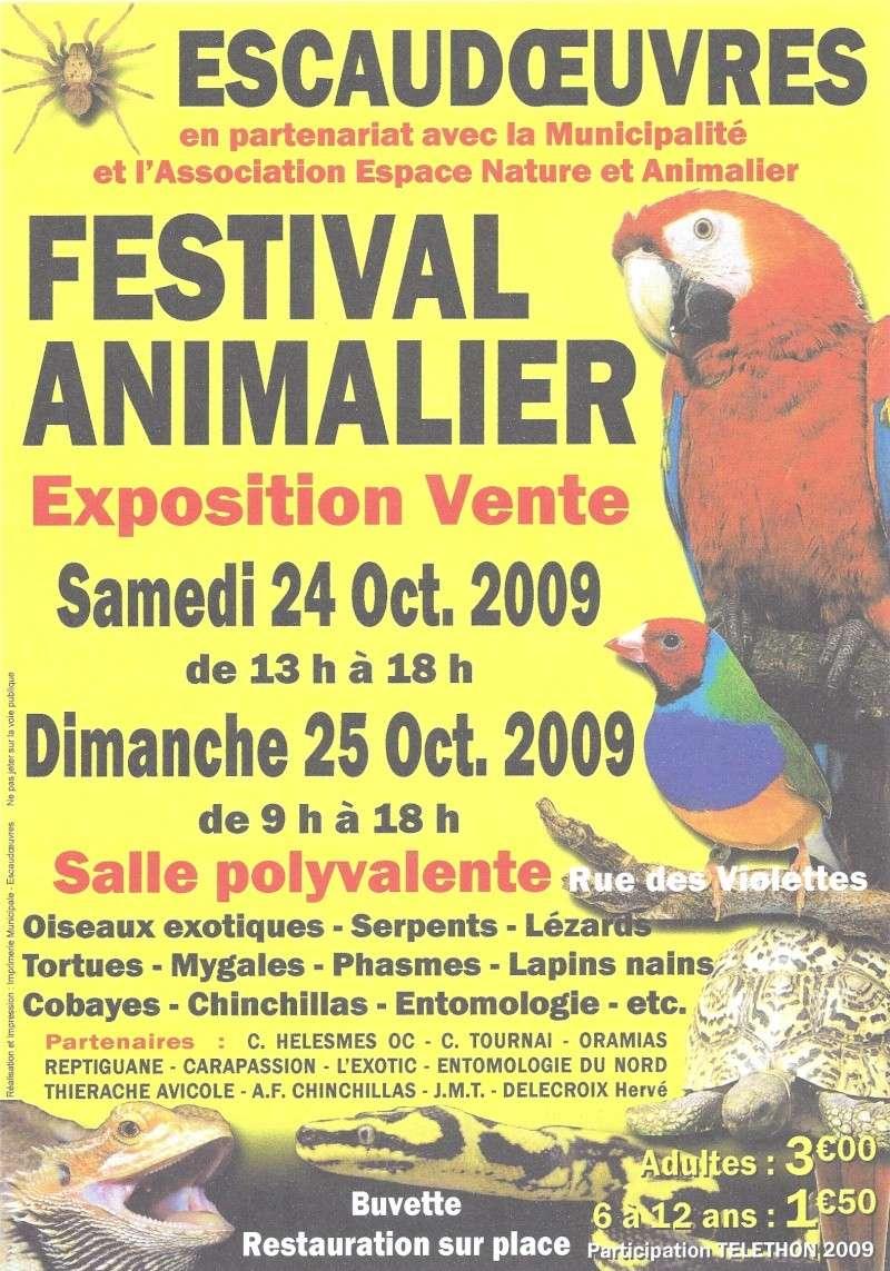 2009 - 10 les 24 et 25 - ESCAUDOEUVRES (59) Escaud10