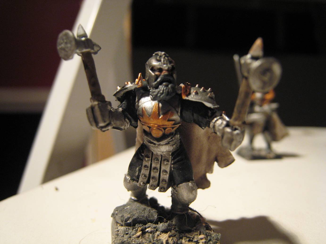 "13th warrior ""inspired ""Middenheim Warband Image013"