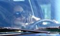 Angelina mais uma vez no transito,mas dessa vez sozinha 09.11.09 1215