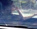 Angelina mais uma vez no transito,mas dessa vez sozinha 09.11.09 211