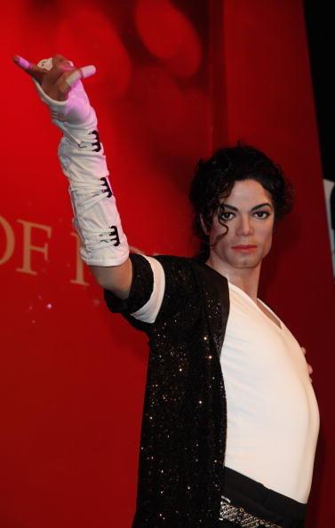 Estatua de cera de Michael Jackson 5611_112