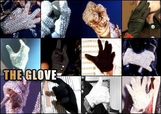 Vesturio de MICHAEL JACKSON Glove10