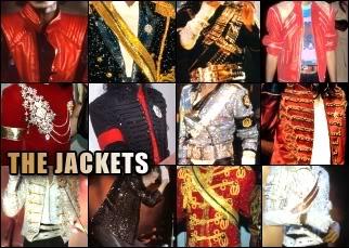 Vesturio de MICHAEL JACKSON Jacket10