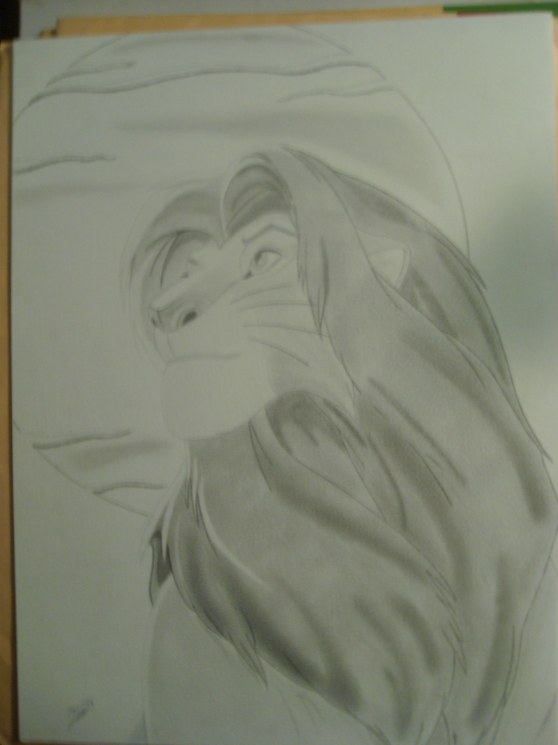 Fan Art (Disney/Pixar seulement) S6000412
