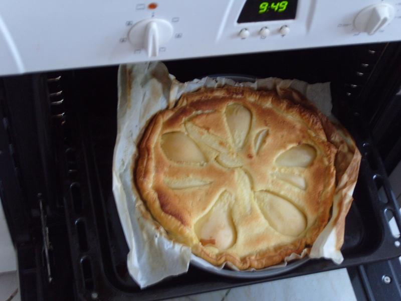 tartes aux poires........  encore une autre miam S1051010