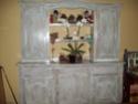 repeindre un meuble en chêne en aspect vieilli 02910