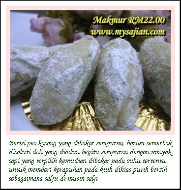 Promosi Kuih Raya 2009 Makmur10
