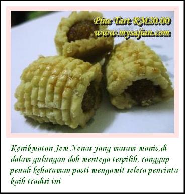 Promosi Kuih Raya 2009 Pineta10