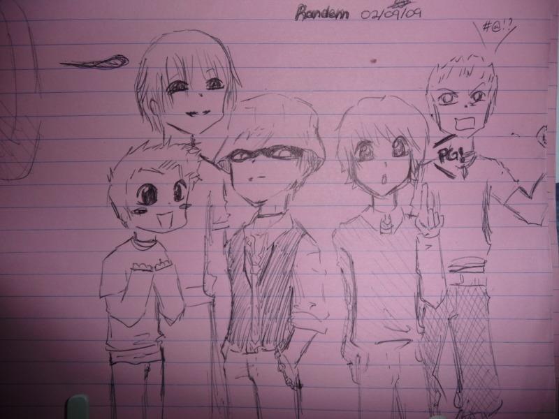 lol, random doodling in class Noctur10