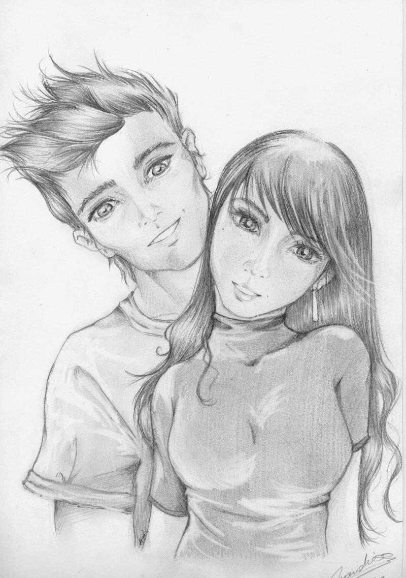 Crayonnés Twilight Edward10