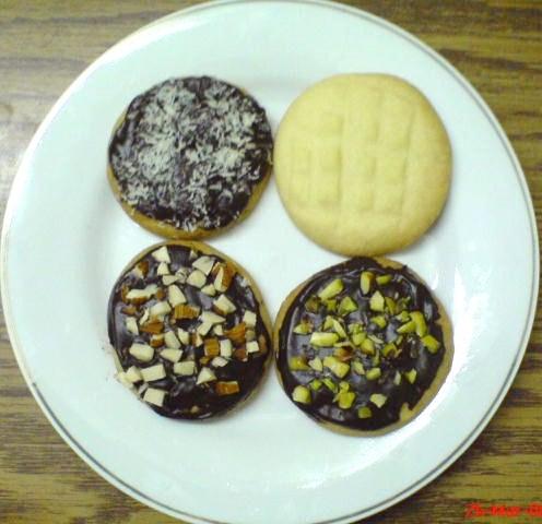 Chocolate Nut Cookies C_n_c_12