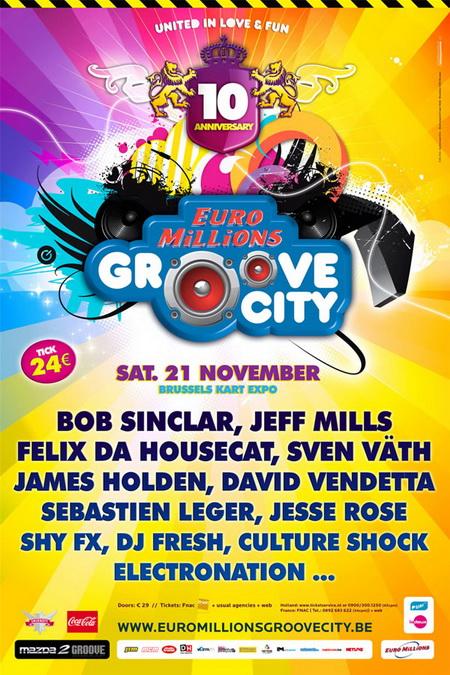 2009.11.21 - GROOVE CITY 2009 (BELGIUM) Groove10
