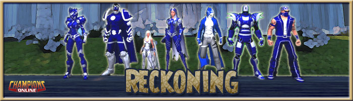 Champions Online Reckoning Super Group